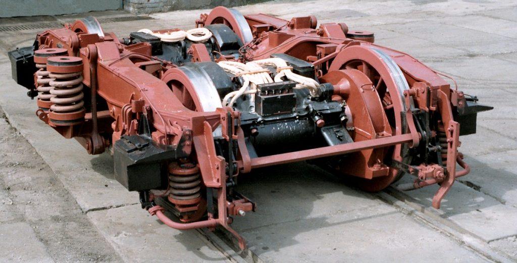 Wózek 2-osiowy typu 1LNa